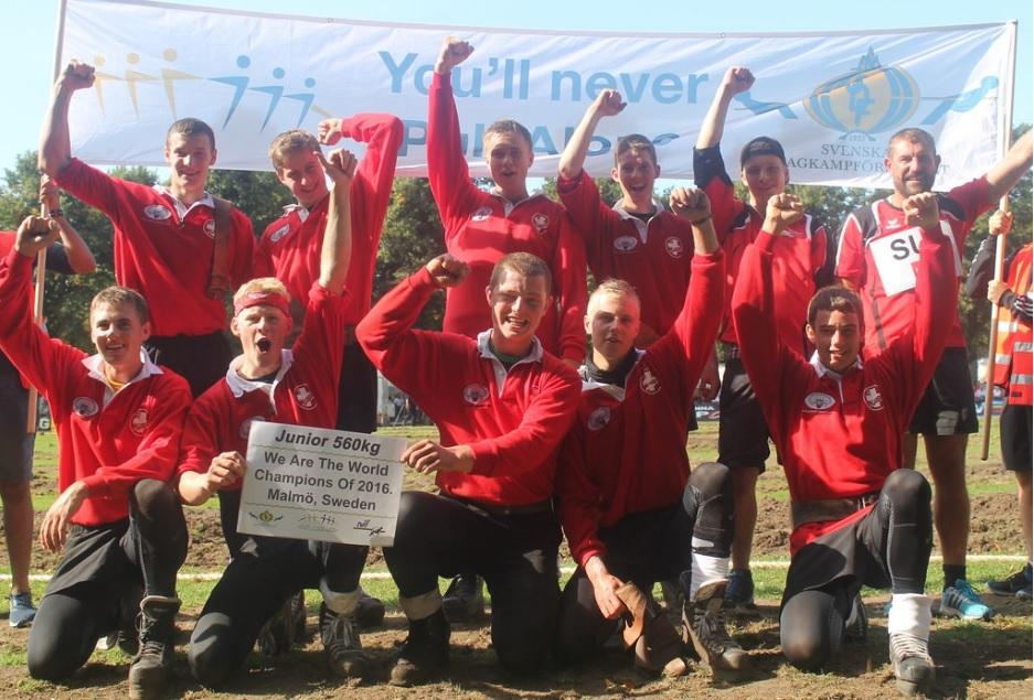 Jugend erkämpft sich den Weltmeistertitel