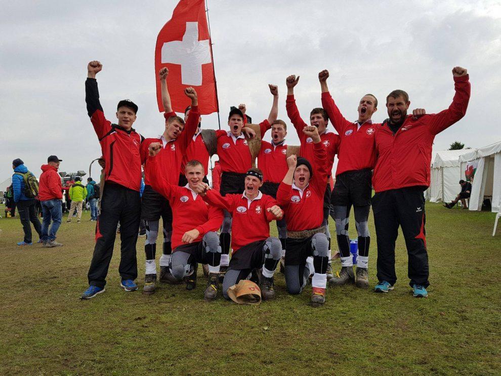 Schweizer U19 Jugend sichert sich Titelverteidigung