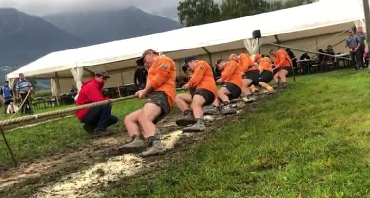 Rosenhöckler holen sich den Ostschweizermeistertitel