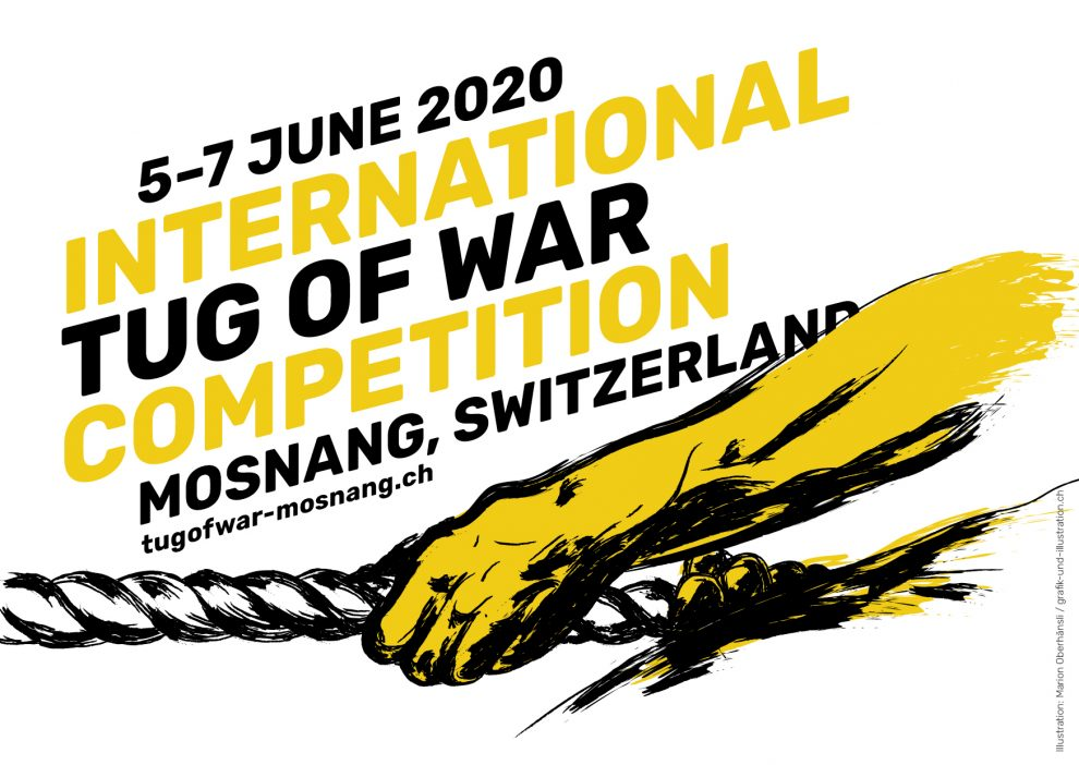 International tug of war competition 2020