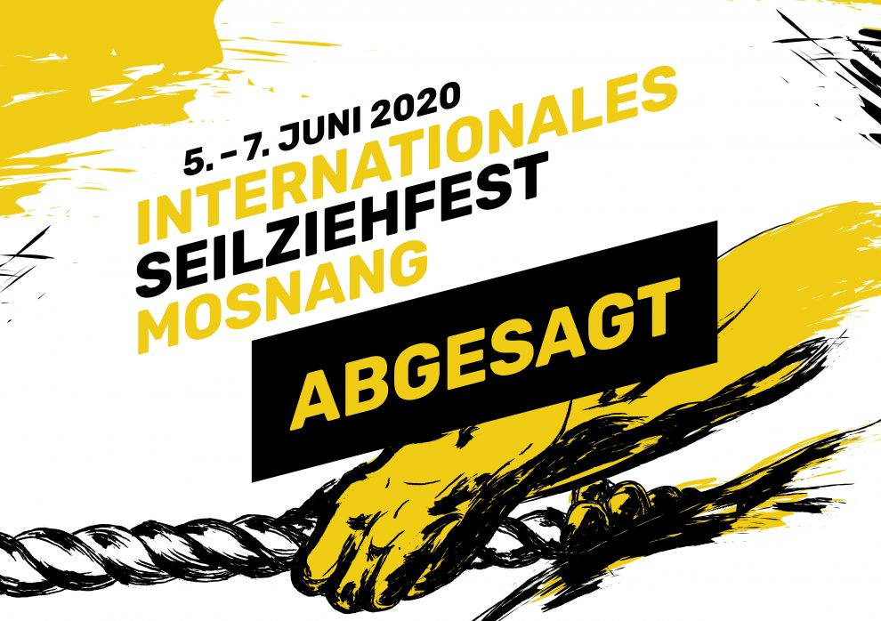Internationales Seilziehfest 2020 abgesagt