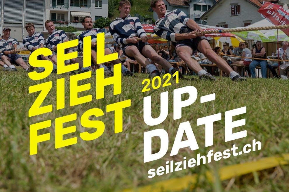 Update Seilziehfest: Ohne Publikum, mit Seilzieh-Turnieren und Seilziehclub-Zeitung